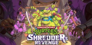 Les Tortues Ninjas : la Vengeance de Shredder