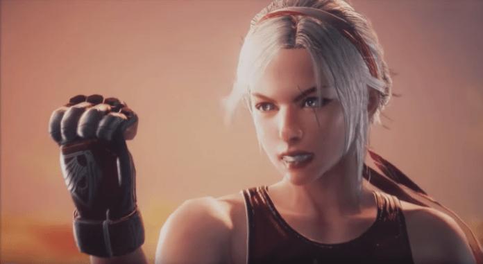 Lidia Sobieska bande-annonce Tekken 7 gameplay