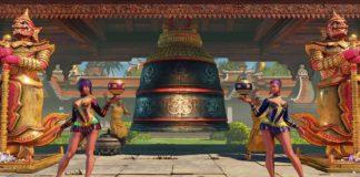 nouveaux costumes de Menat Street Fighter 5