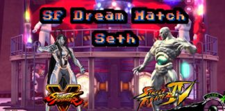 Match Seth de Street Fighter 5 VS Seth de Street Fighter 4