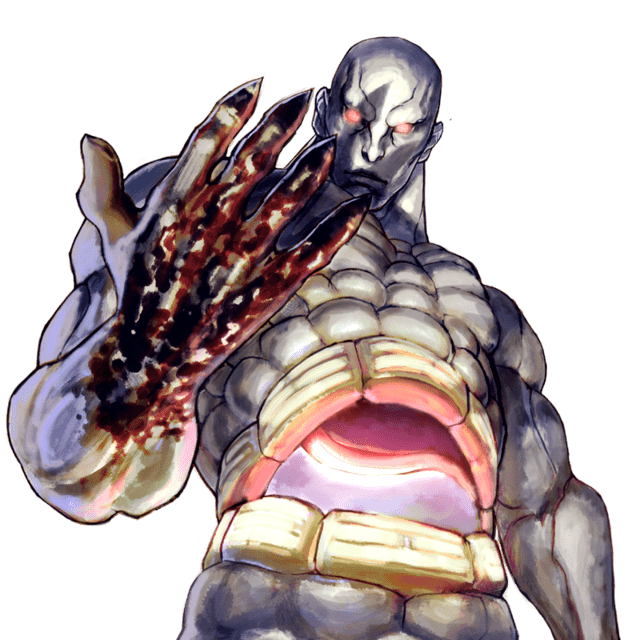 Le personnage de Street Fighter IV Seth