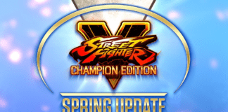 Rose et Oro dans le Street fighter 5 Spring Update