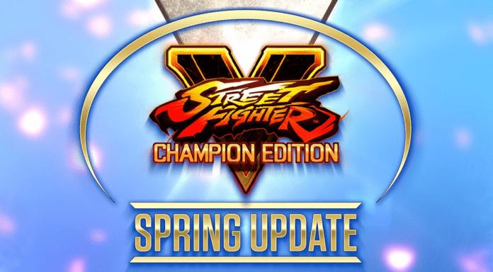 Rose et Oro dans le Street fighter 5 Spring Update
