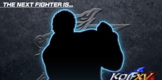 The King of Fighters 15 mystérieuse silhouette