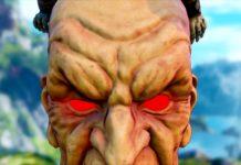 premier screenshot de Oro pour Street Fighter 5 : Champion Edition