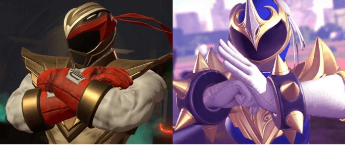 Power Rangers : Battle for the Grid Ryu Chun-li