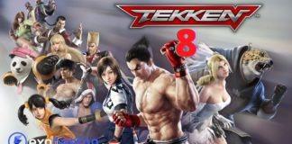 Les personnages de Tekken 8