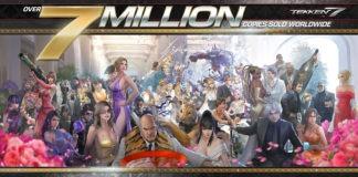 Tekken 7 atteint les 7 millions de vente