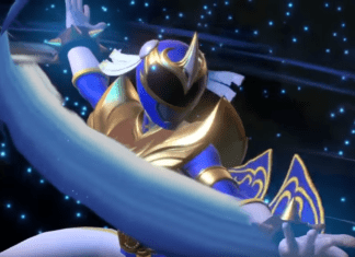 gameplay de Chun-Li Power Rangers : Battle for the Grid