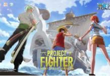 One Piece project Fighter jeu de combat sur mobile