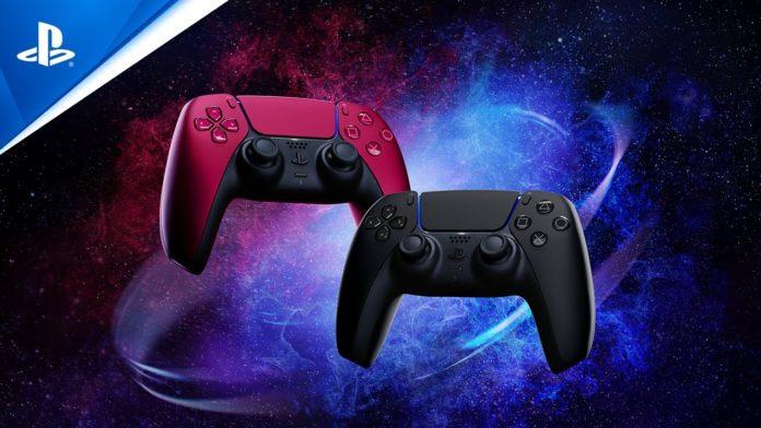 nouvelles manettes PS5 DualSense annoncées