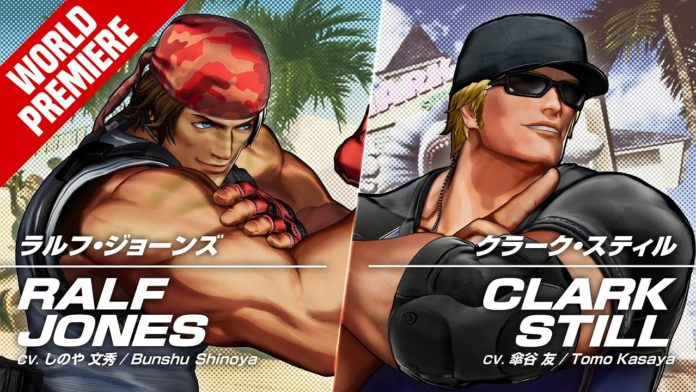 Ralf Jones et Clark Still The King of Fighters 15 Bande-annonce