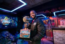 Mister Crimson remporte le Redbull Kumite London 2021