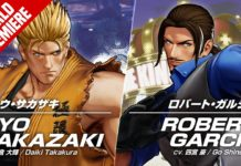 bande-annonce ryo sakazaki robert garcia the king of fighters 15