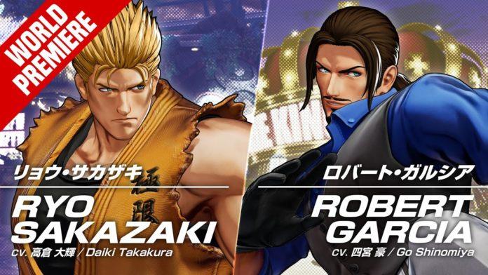 bande-annonce ryo sakazaki robert garcia the king of fighters 15