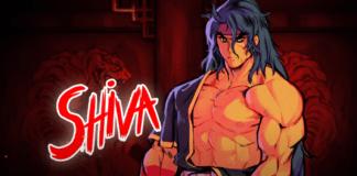 Le personnage additionnel Shiva de Streets of Rage 4