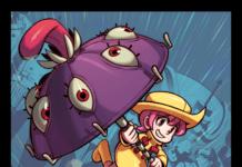 Le nouveau personnage en DLC de Skullgrils Umbrella