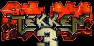 Le logo de Tekken 3