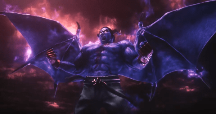 Présentation de Kazuya Super Smash Bros. Ultimate