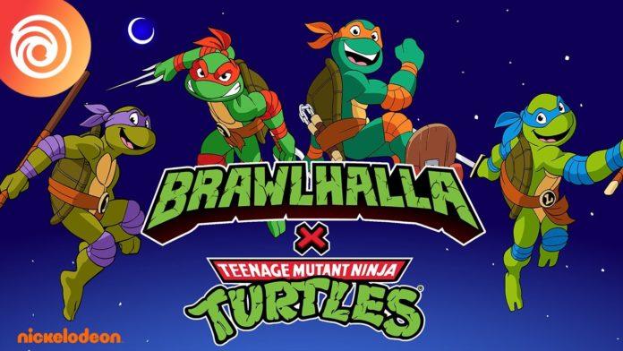 Brawlhalla x Les Tortues Ninjas