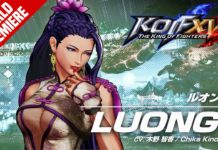 bande-annonce de luong The King of Fighters 15