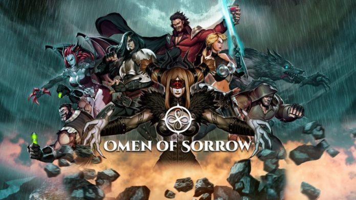 Omen of Sorrow arrive sur Xbox One en 2021