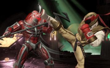 combo 26 shoryuken Ryu Power Rangers : Battle for the Grid