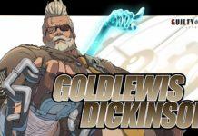 Goldlewis Dickinson 1er DLC season pass Guilty Gear Strive