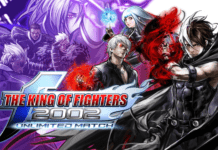 Le logo de The King of Fighters 2002 Unlimited Match