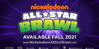 Le logo de Nickelodeon All-Star Brawl