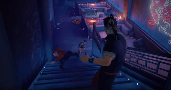 SIFU bande-annonce de gameplay 'Fight Club'