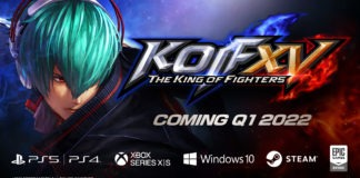 The King of Fighters 15 plateformes