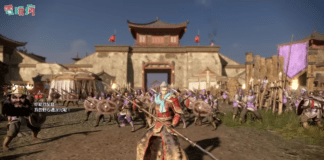 Dynasty Warriors 9 Empires gameplay