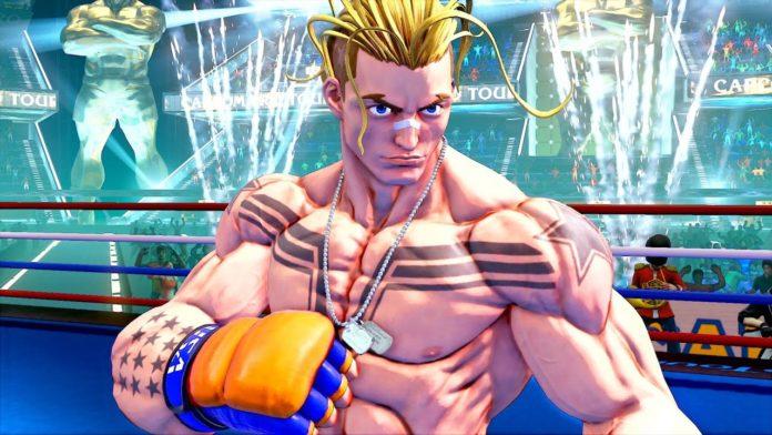 luke nouveau dlc street fighter 5