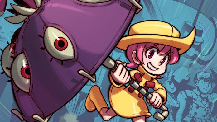 Umbrella nouveau DLC Skullgirls 2nd Encore