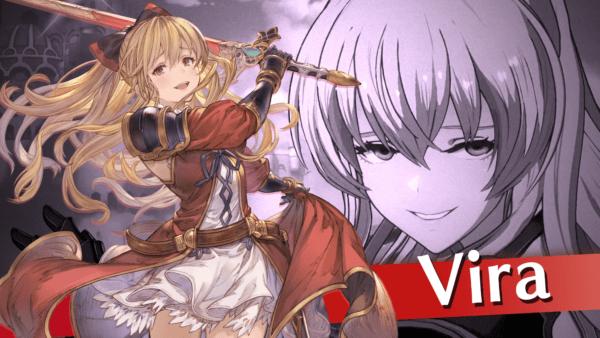 Vira nouveau dlc Granblue Fantasy : Versus