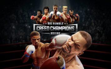 Test Big Rumble Boxing : Creed Champions