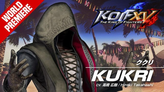 Kukri The King of Fighters 15