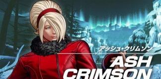 Le personnage de The King of Fighters XV Ash Crimson