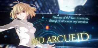 Melty Blood : Type Lumina bande-annonce de Red Arcueid