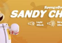 Sandy Cheeks Nickelodeon All-Star Brawl
