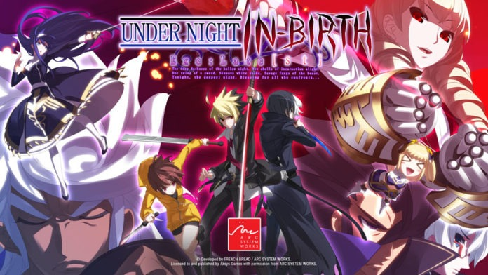 Under Night In-Birth suite développement