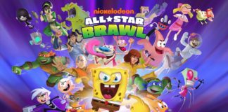 Nickelodeon All-Star Brawl test