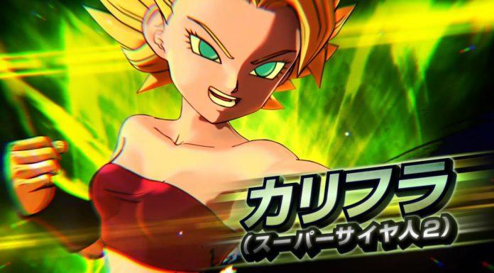 Caulifla nouveau DLC Dragon Ball Xenoverse 2