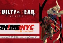 Guilty Gear Strive ANIME NYC