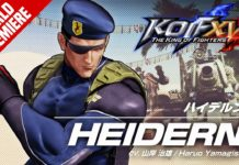 Heidern bande-annonce The King of Fighters 15