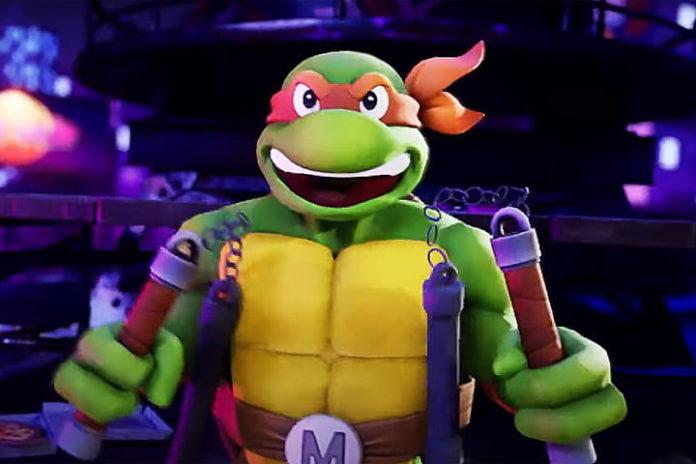Nickelodeon All-Star Brawl première mise à jour